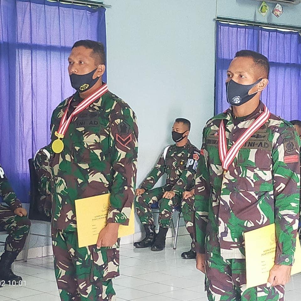 Prestasi Parajurit Yonzipur 9 Kostrad pada Pendidikan ...